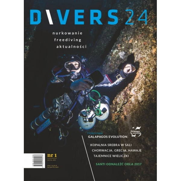 Magazyn entuzjastów nurkowania nr 1