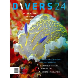 Magazyn entuzjastów nurkowania Divers24 nr 5