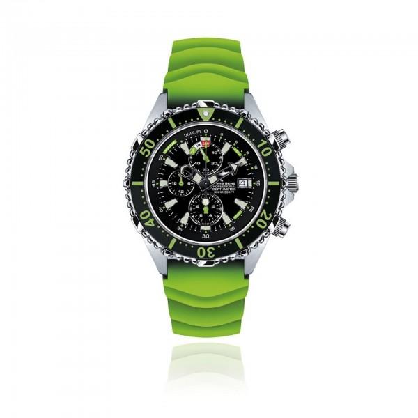Chris Benz zegarek nurkowy