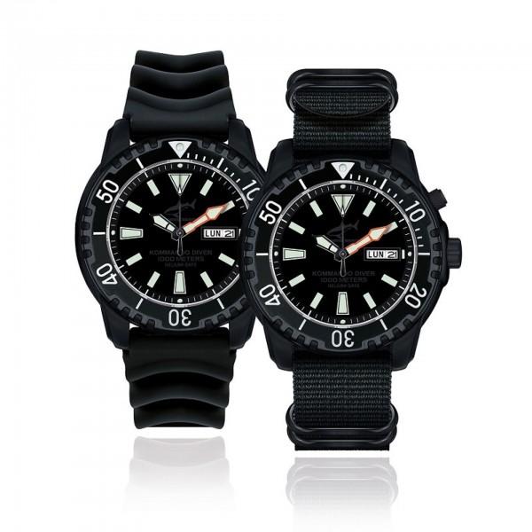 Komando Diver od Chriss Benz