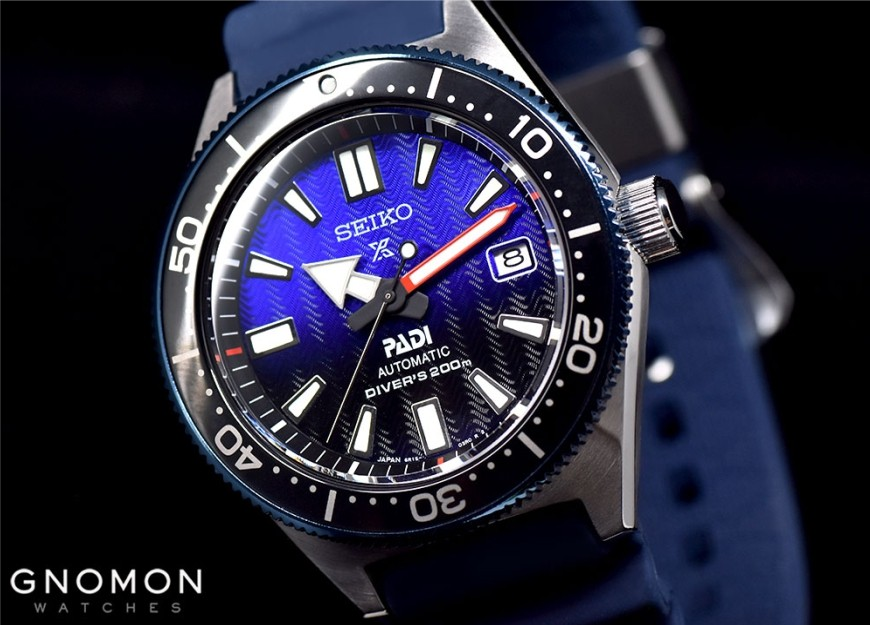 PADI i Seiko - Special Edition Diver's Watches